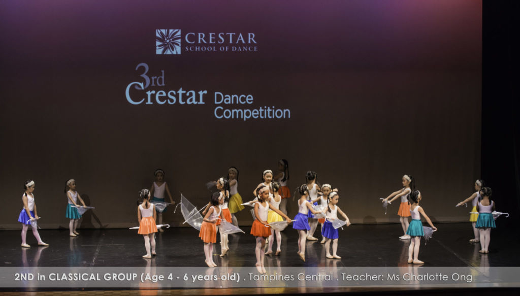 14. Classical Group (Age 4 - 6) - 2nd