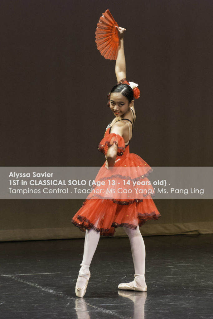 4. Classical Solo (13 - 14) - 1st